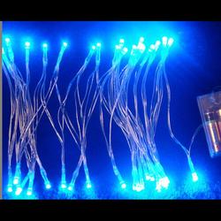 Guirlande lumineuse led piles ou secteur deco lumineuse for Led a pile pour deco