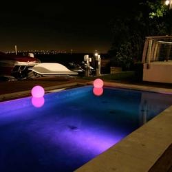 boule lumineuse led sans fil deco lumineuse. Black Bedroom Furniture Sets. Home Design Ideas