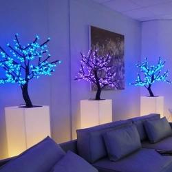 colonne lumineuse led deco lumineuse. Black Bedroom Furniture Sets. Home Design Ideas