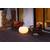 pouf cube lumineux led rvb bubble granite vendu sur deco-lumineuse.fr