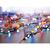 guirlande led guinguette exterieur 14m 100 led rvb secteur vendue sur deco-lumineuse.fr