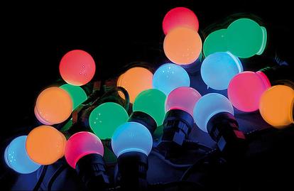 guirlande lumineuse led guinguette secteur 13m 20 leds vendue sur deco-lumineuse.fr