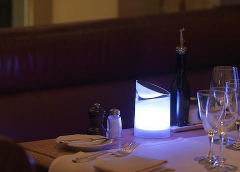 centre-de-table-moderne-led-kosi vendu sur deco-lumineuse.fr