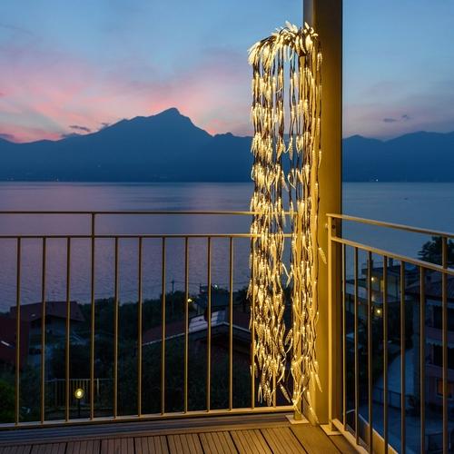 branche lumineuse led saule pleureur 180cm 252 leds vendue sur deco-lumineuse.fr