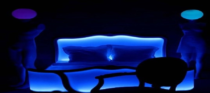 mobilier divers led