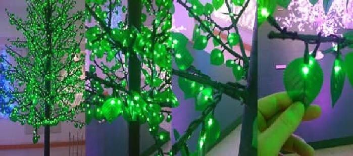 peuplier led,peuplier lumineux,arbre led,arbre lumineux,