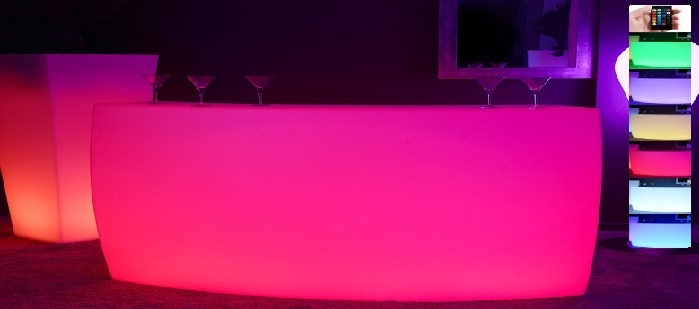 bar led,bar lumineux,bar lumineux led,bar design,deco bar,deco discotheque