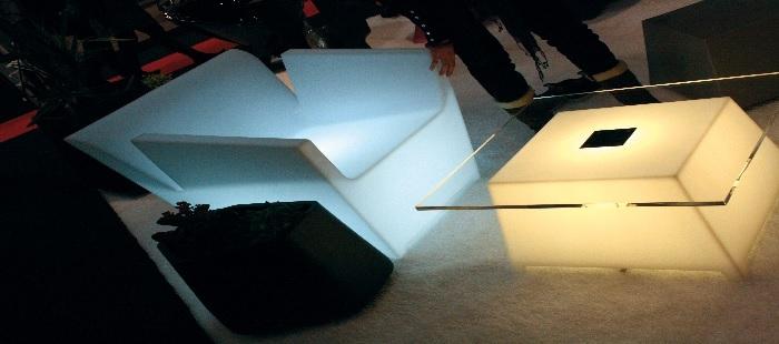 fauteuil lumineux,fauteuil led,fauteuil design ,led,