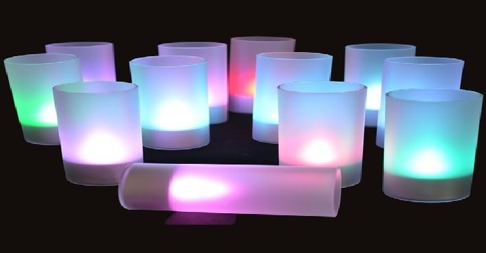 bougie a led,bougie led,bougies led,bougies a led,bougies piles vendues sur www.deco-lumineuse.fr