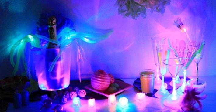 décoration de fête,décoration de mariage,deco lumineuse