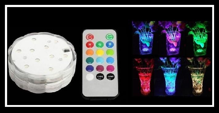 base led,base lumineuse,lampions led,lampions lumineux,deco mariage,deco table vendu sur www.deco-lumineuse.fr