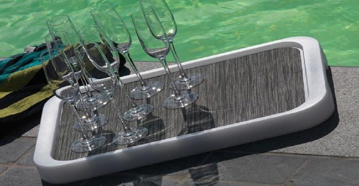 plateau lumineux led design et rechargeable deco lumineuse. Black Bedroom Furniture Sets. Home Design Ideas