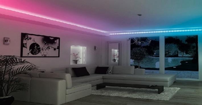 Eclairage led lampe led et applique led deco lumineuse