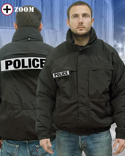 Intervention Privéeblousons Parkas Blouson Sécurité Swat dOwdUS