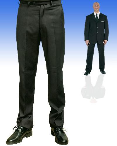Pantalon de costume coupe droite