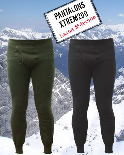 Pantalon XTREM200 Grand froid