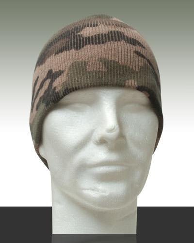 Bonnet militaire camouflage