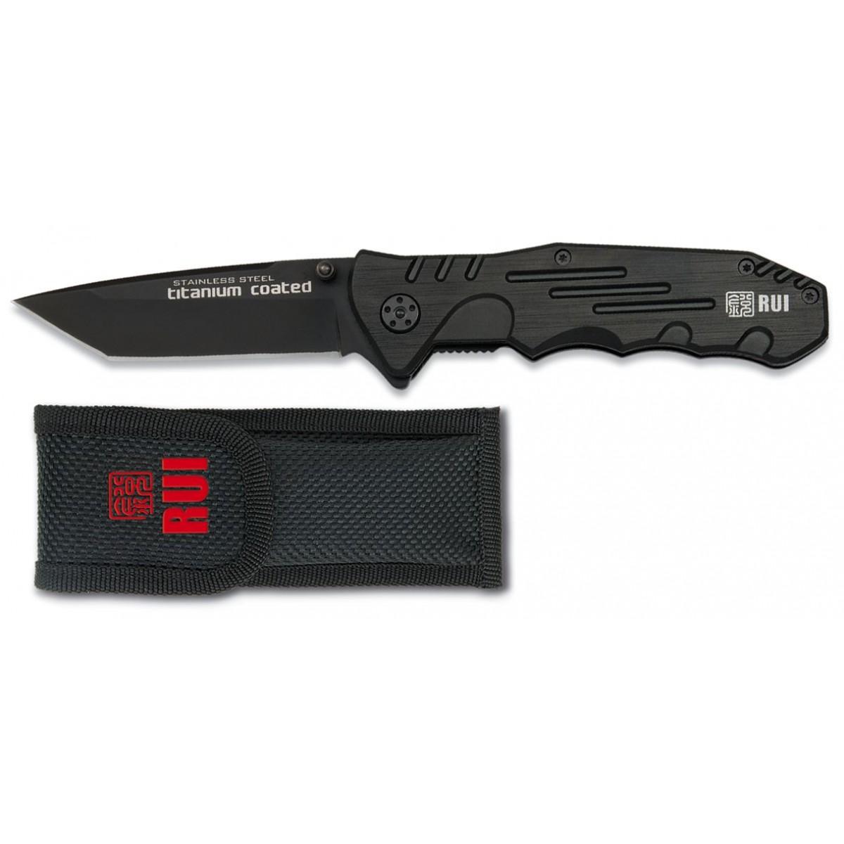 Couteau de poche Rui lame de 8,5 cm