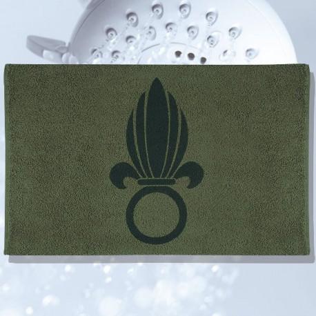 serviette-militaire-kaki-avec-marquage-legion