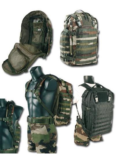 Sac à dos militaire 40L