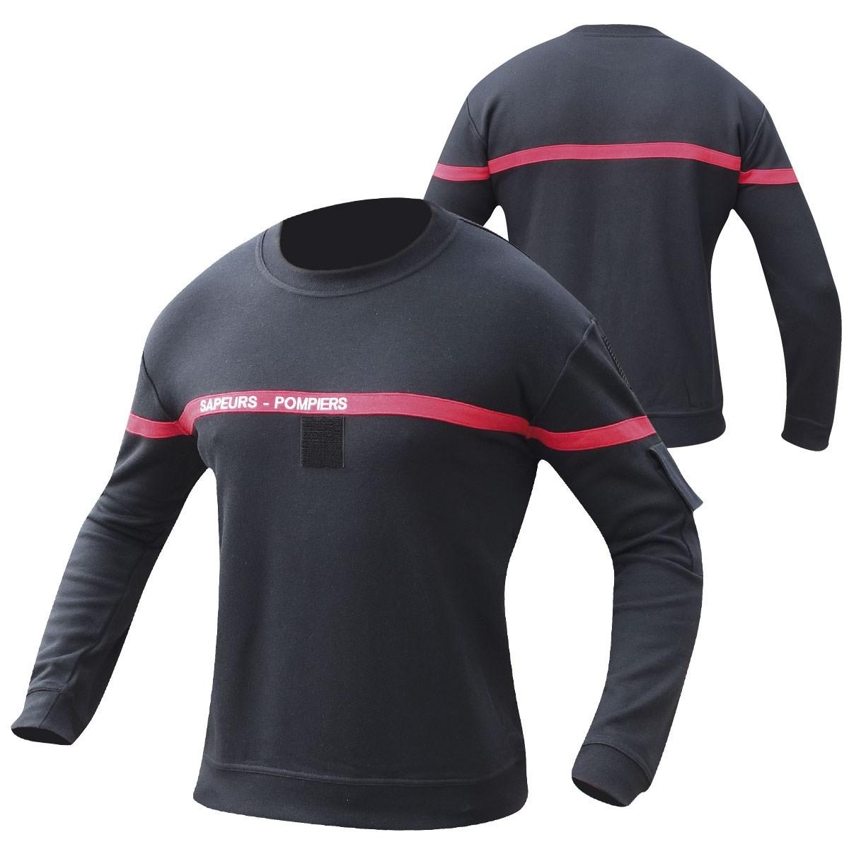 Sweat-shirt Pompiers