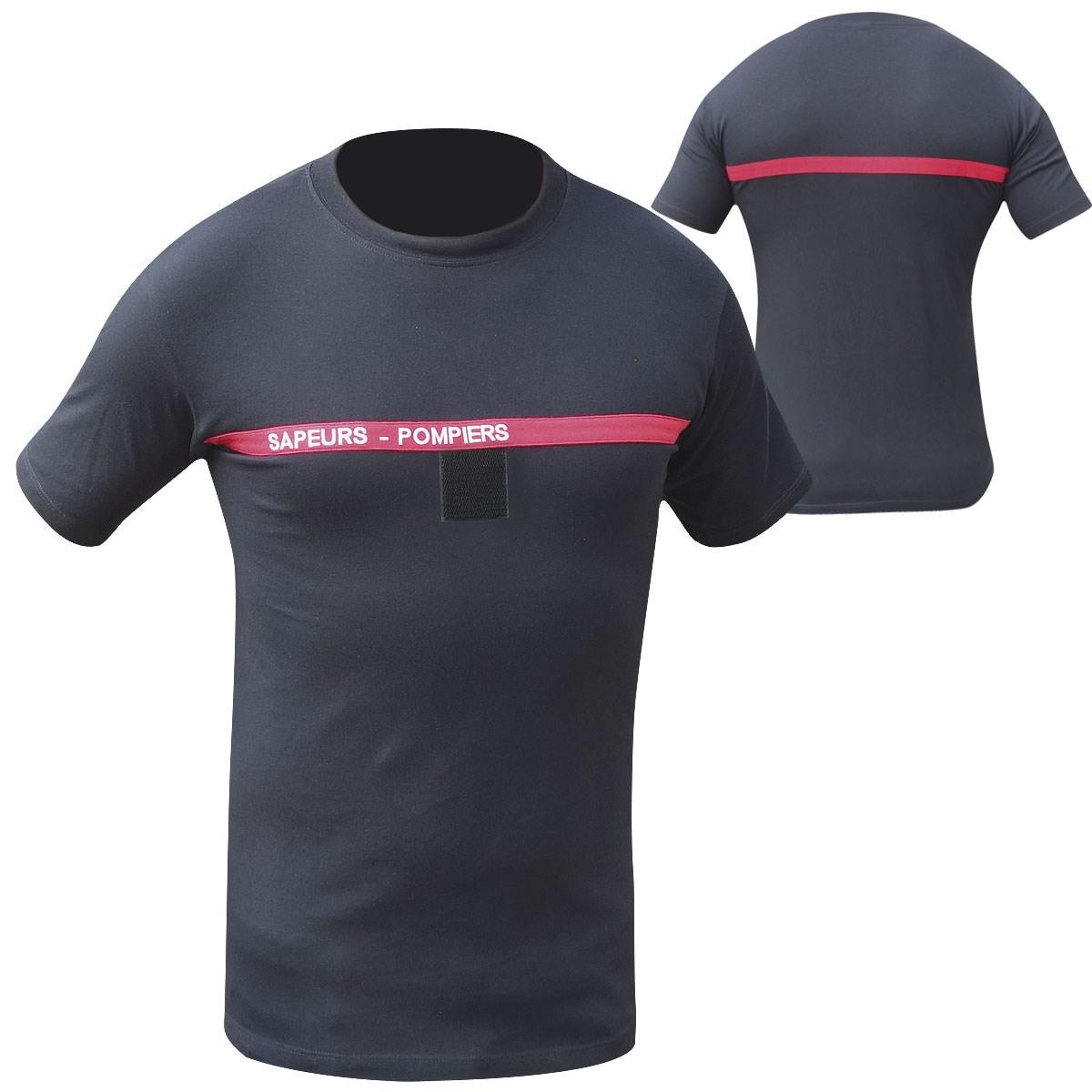 Boutique pompier vtement et accessoire sapeurs pompiers petit tee shirt pompier altavistaventures Choice Image