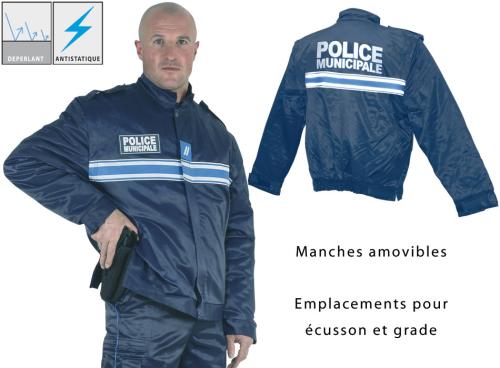 Blouson PLATINIUM® POLICE MUNICIPALE