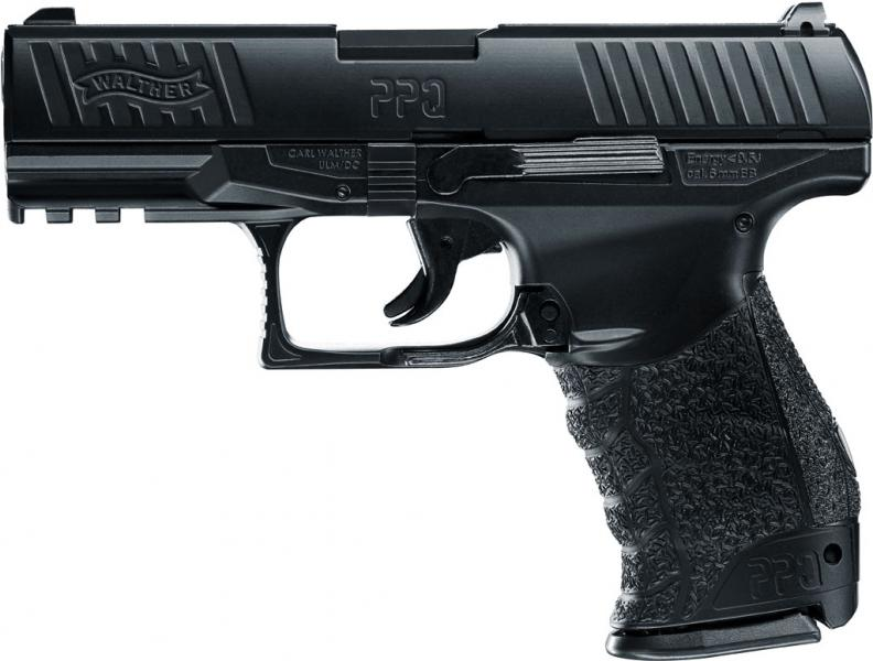 Pistolet Walther PPQ full métal