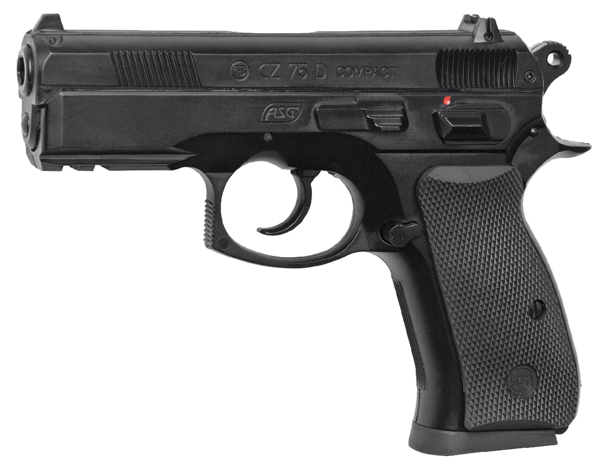 Réplique Pistolet CZ 75 COMPACT GNB CO2