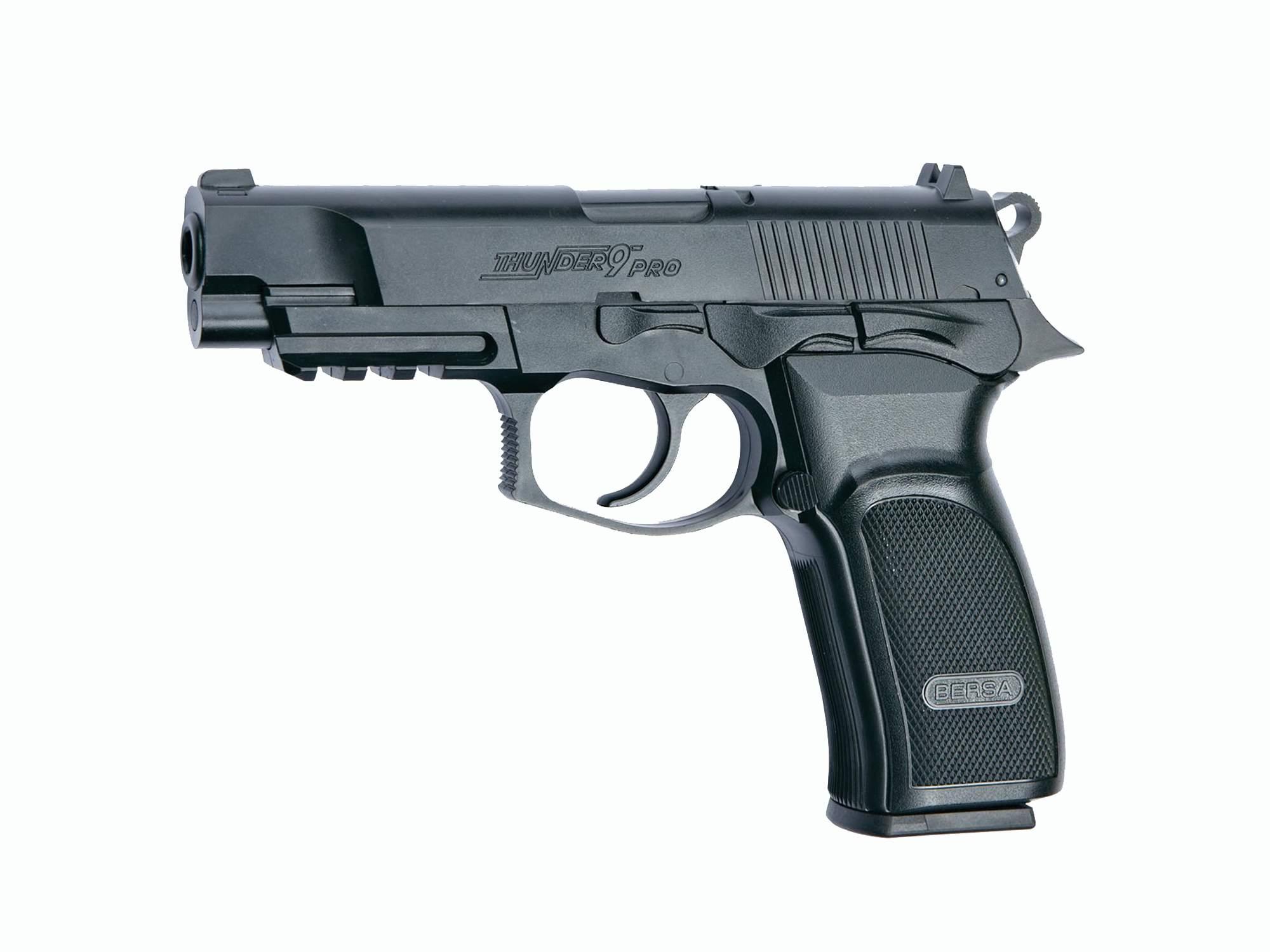Réplique Pistolet BERSA THUNDER 9 Pro CO2 GNB