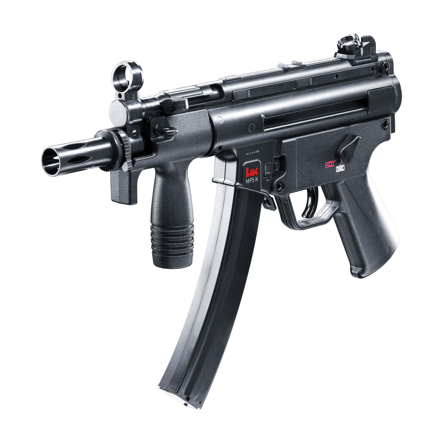 Réplique MOD MP5K HK co2