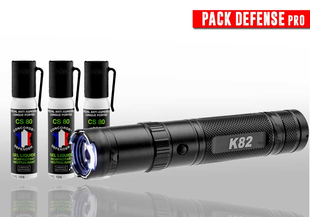 Pack de défense Pro