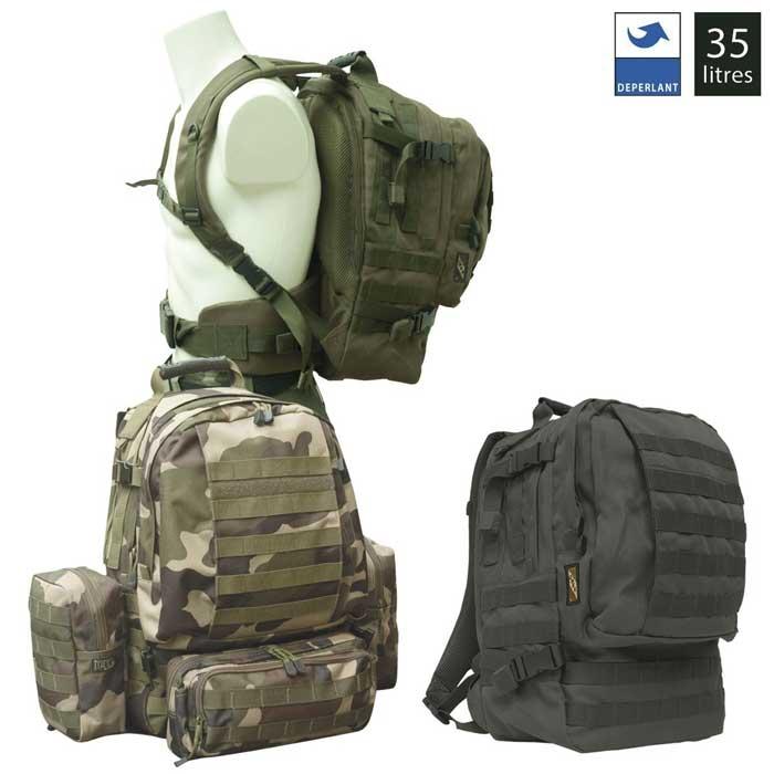 Sac à dos militaire tactical 35L