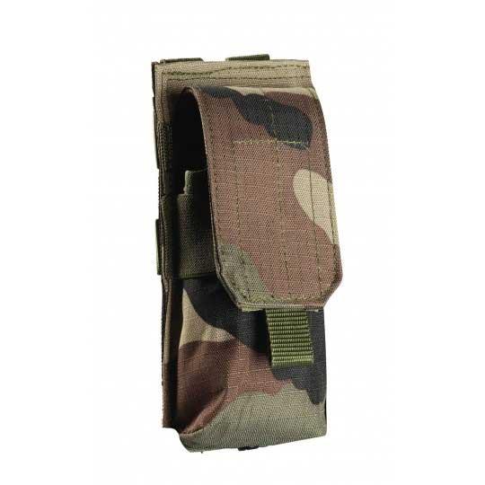 Porte-chargeur camouflage grand modèle