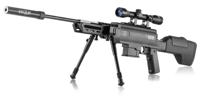 Carabine Black Ops 4.5 mm Sniper à piston