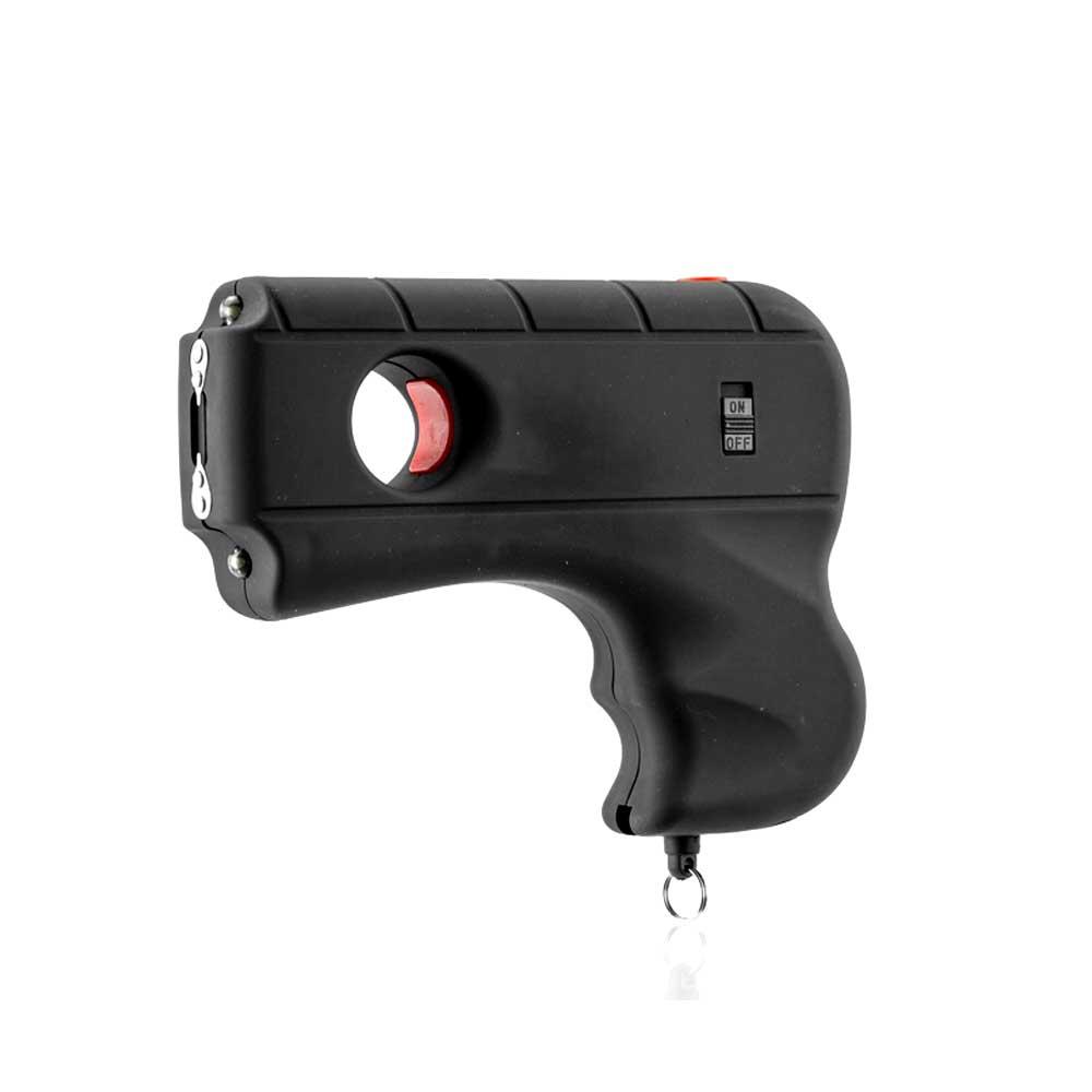taser forme pistolet shocker lectrique rechargeable pas cher. Black Bedroom Furniture Sets. Home Design Ideas