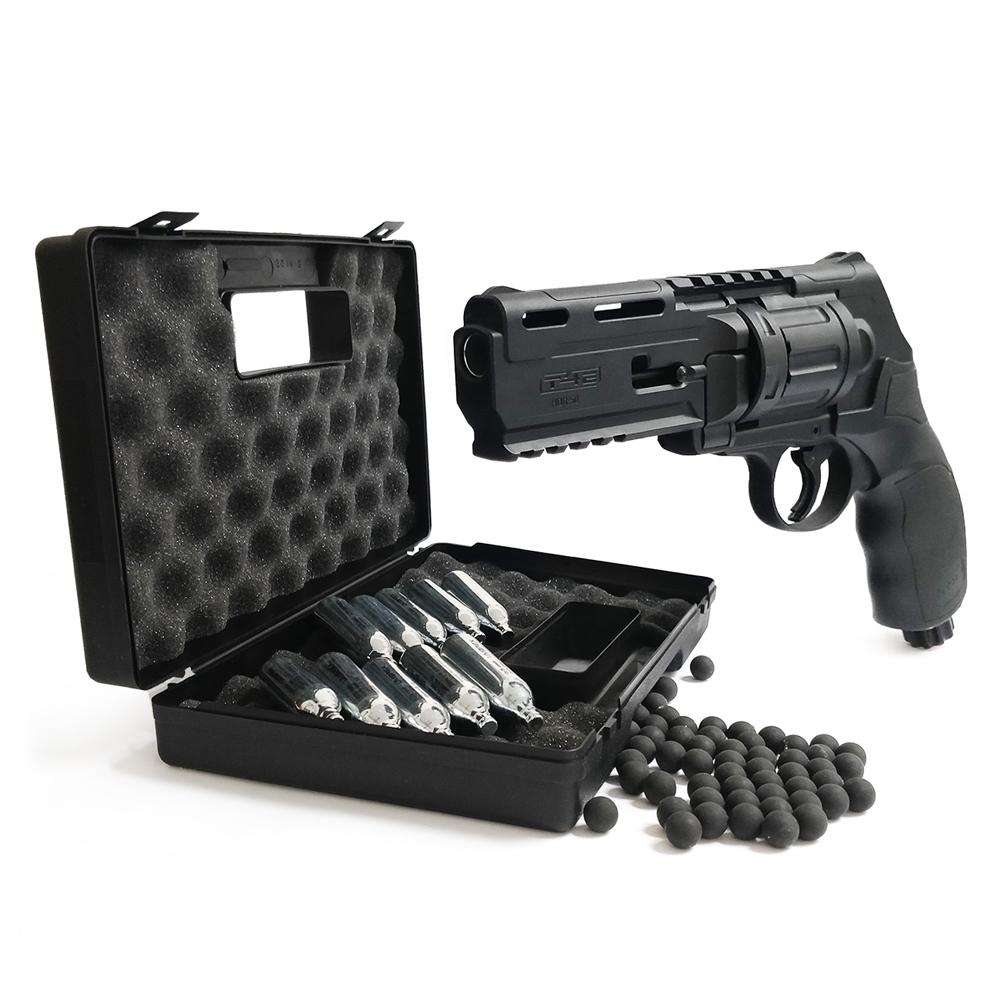 Kit Révolver de défense Walther T4E Co2 HDR 50 cal. 50 - 11 joules