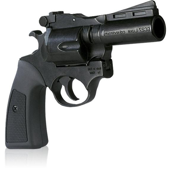 Révolver de défense gomme cogne GC27 canon interchangeable