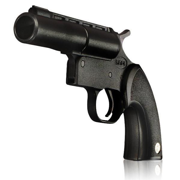 Pistolet Gomme cogne calibre 12/50 simple canon GC27
