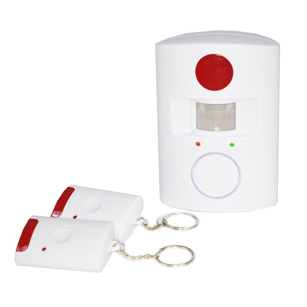 Alarme anti intrusion sans fil avec détecteur de mouvement