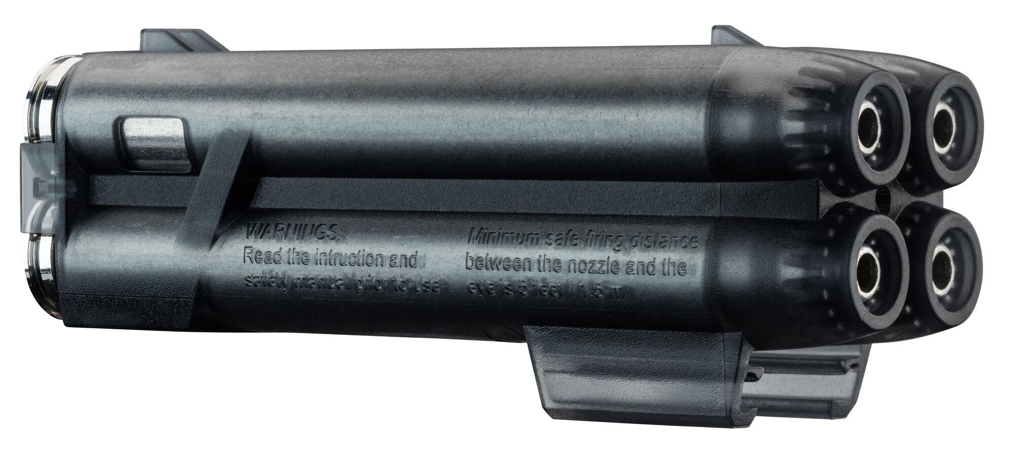 Munitions indépendantes actives pour JPX6 - 4 coups