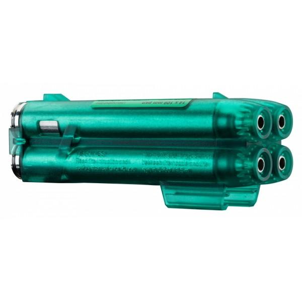 Munitions indépendantes entrainements pour JPX6 - 4 coups