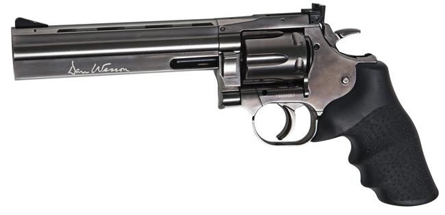 Réplique revolver Dan Wesson 715 full metal 6 calibre 4,5mm billes acier BBS
