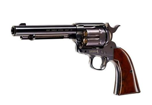 Réplique revolver COLT SAA45 calibre 4,5mm plombs