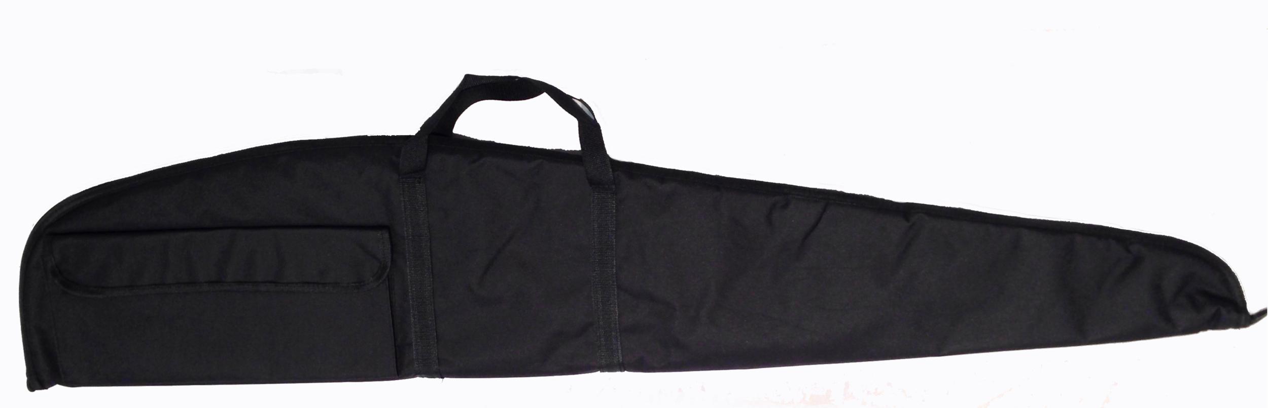 Fourreau noir de transport 123 cm pour carabine