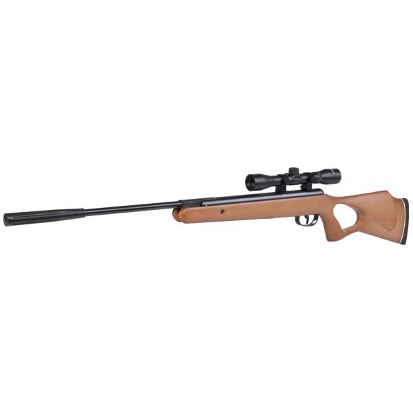 Carabine à plomb 4,5 mm Crossman TITAN NP Bois avec lunette