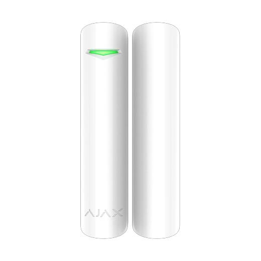 Détecteur ouverture fermeture pour porte ou fenêtre sans fil pour alarme Ajax