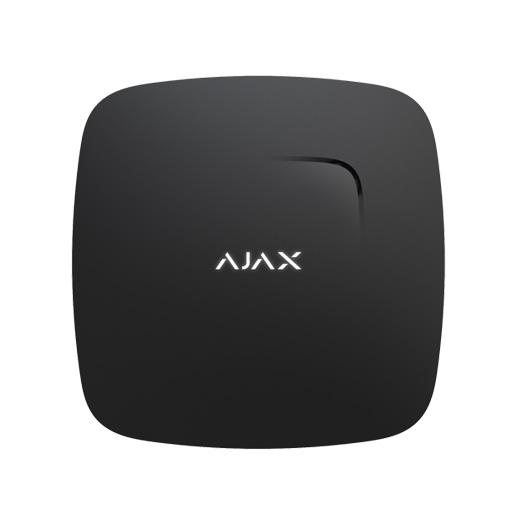 Détecteur sans fil de fumée et de monoxyde de carbone Ajax