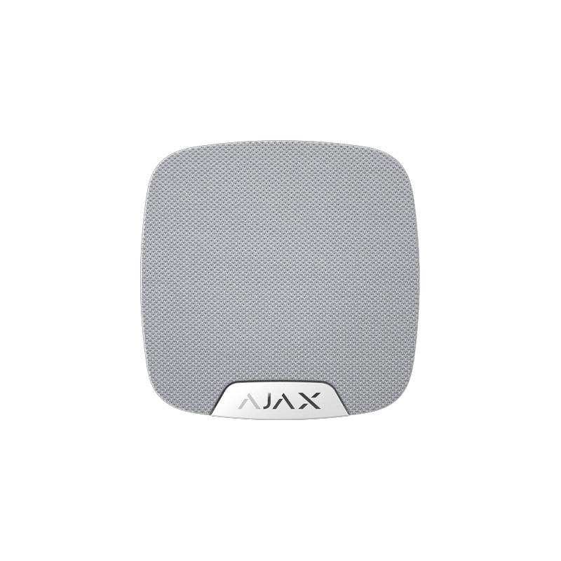 Sirène d\'intérieur sans fil 105 dB pour alarme Ajax