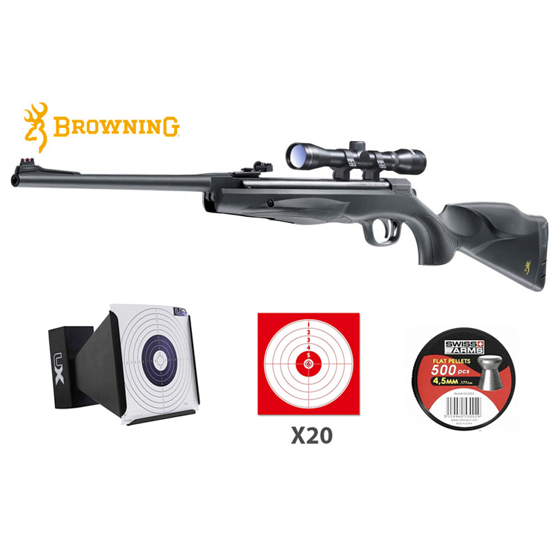 Pack Browning X-Blade II Calibre 4,5mm 19,9 joules